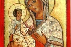 Moeder gods met de drie handen
