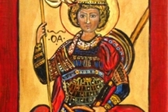 Heilige georgius
